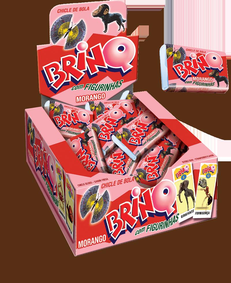 Brinq Bichos - Morango