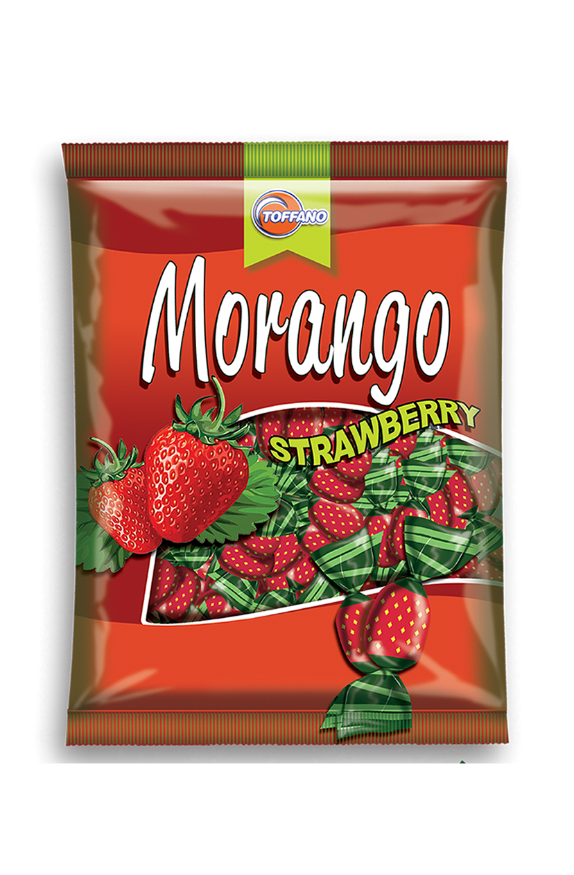 Morango Recheada