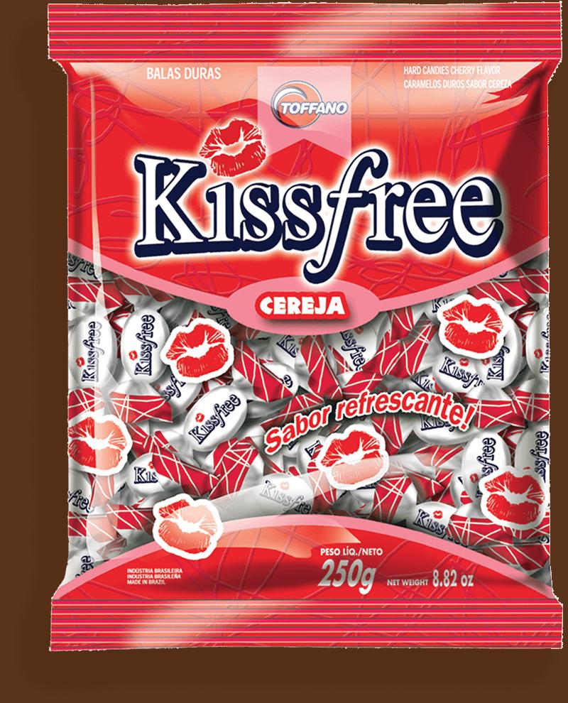 Kiss Free - Cereja