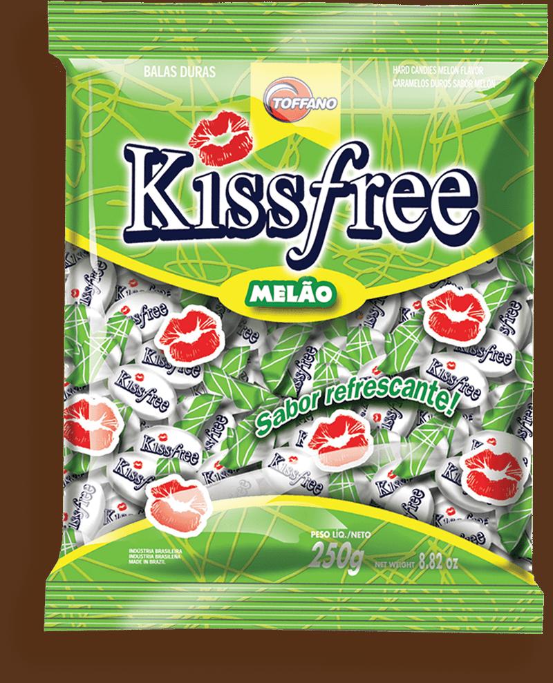 Kiss Free - Melão
