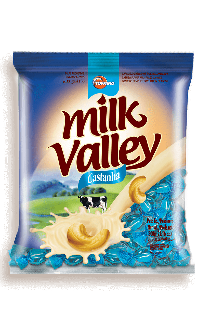 Milk Valley - Castanha