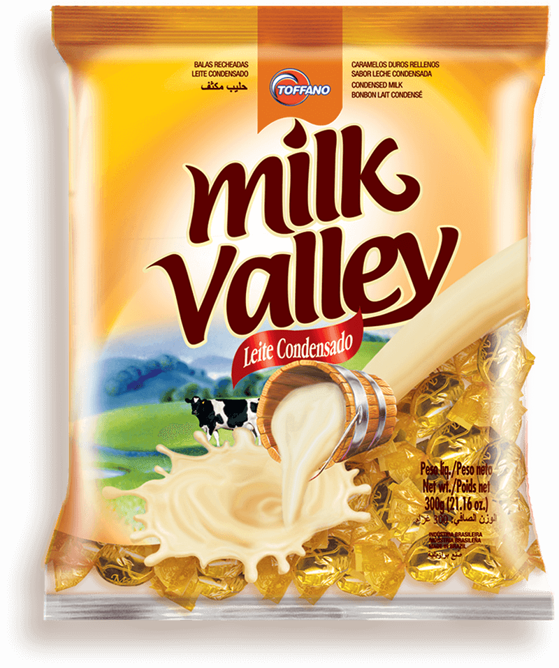 Milk Valley - Leite Condensado