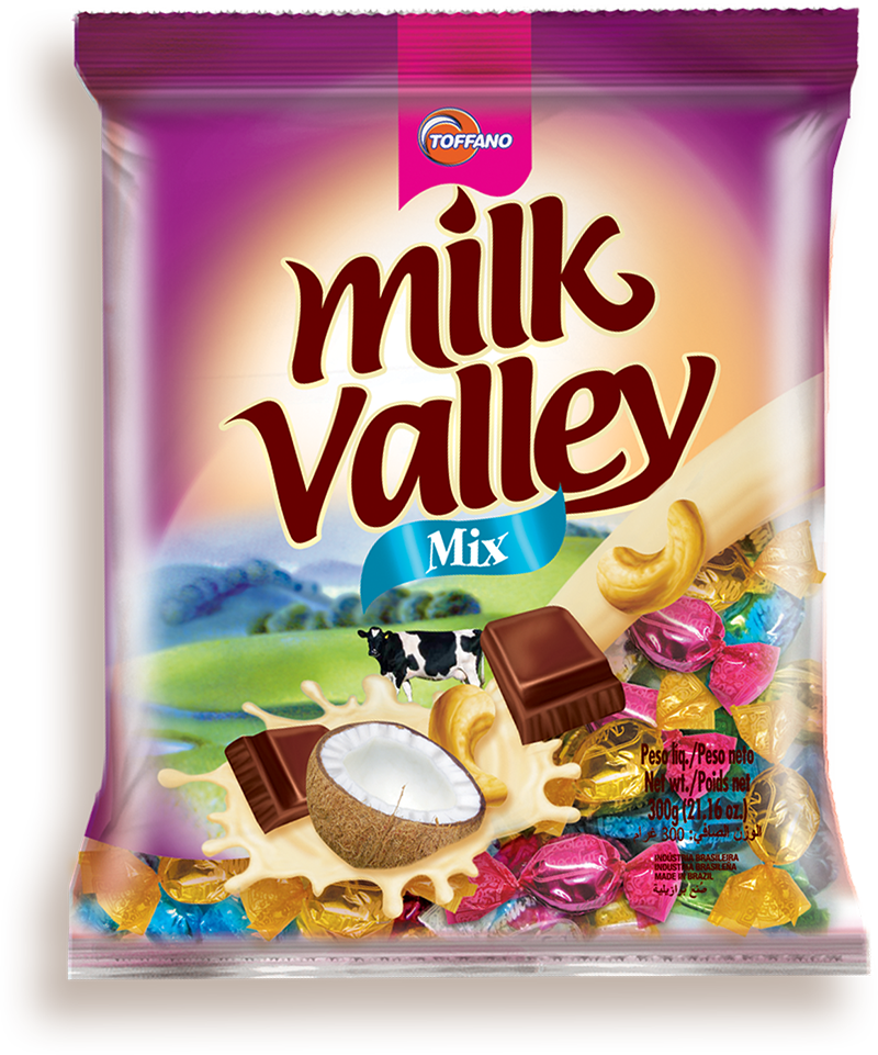Milk Valley - Mix