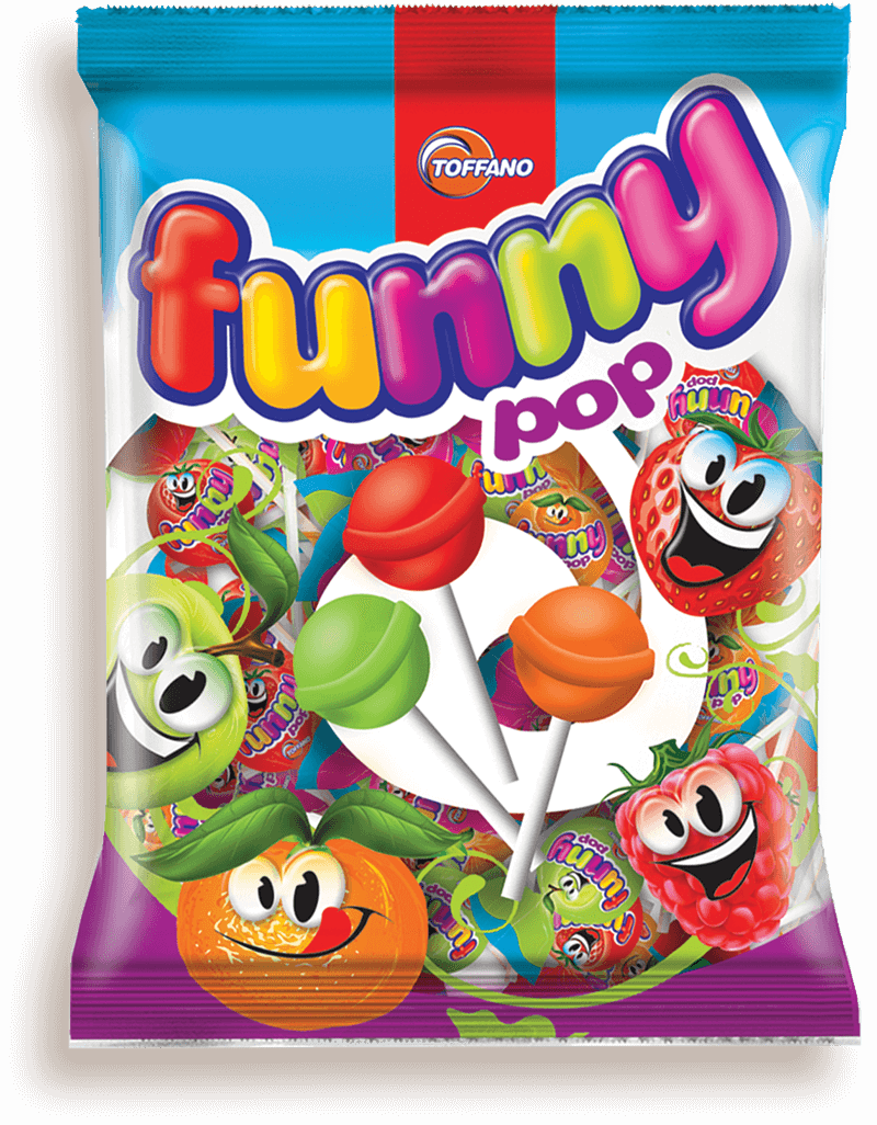 Funny Pop - Pirulito Sortido