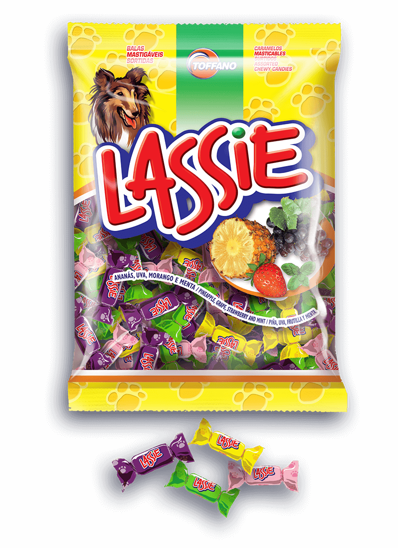 Lassie - Sortidas