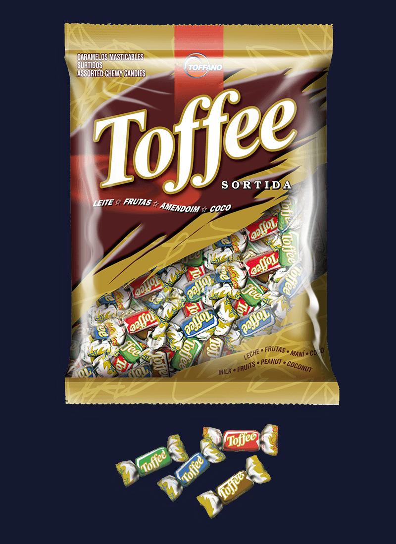 Toffee - Sortidas